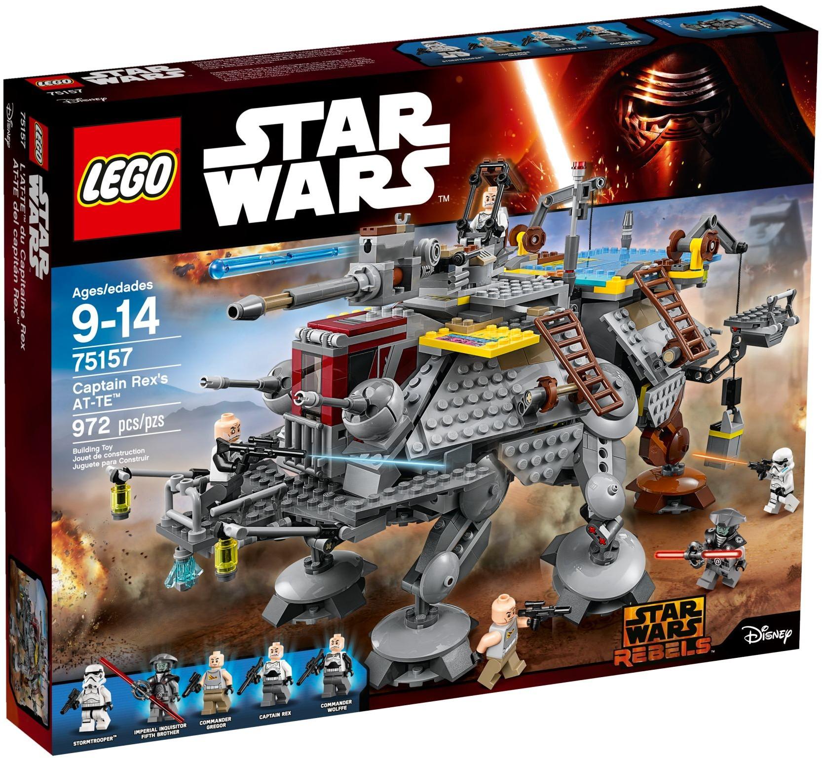 75157 Captain Rex's AT-TE Walker