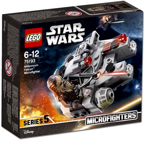 75193 Millennium Falcon