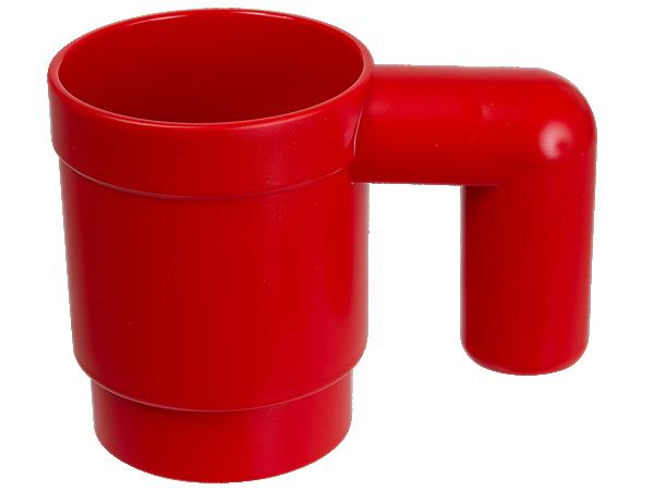 851400 Grande tasse rouge