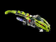 9447 La moto serpent de Lasha 2