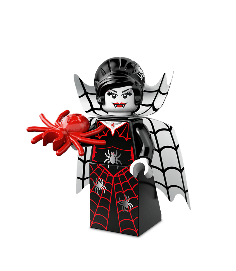 Femme araignée