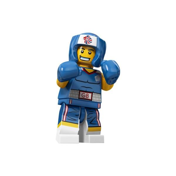 Boxeur (Équipe olympique britannique)
