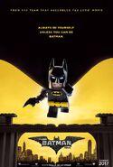 The LEGO Batman Movie Poster Batman Day