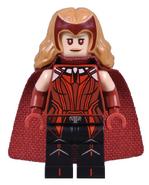 WandaVision Scarlet Witch (Alternate face)