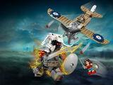 76075 La bataille de Wonder Woman