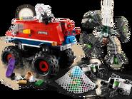 76174 Le camion monstre de Spider-Man contre Mystério 3
