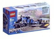 Classic Freight Train