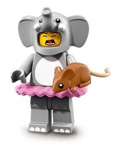 Elephant Costume Girl