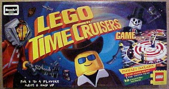 GA04 Time Cruisers Board Game