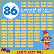 The lego movie-fact 45