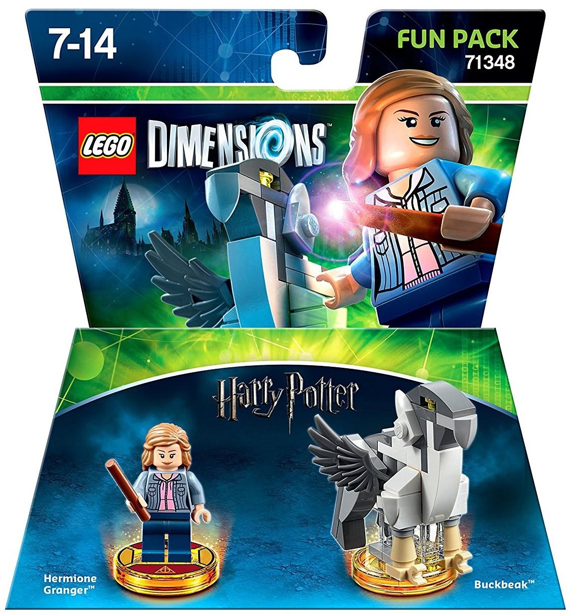 71348 Harry Potter Hermione Granger Fun Pack