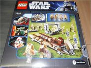 7929 The Battle of Naboo back of box