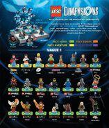 LEGO Dimensions Vague 1