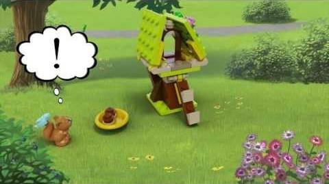 LEGO Friends Animals Squirrel