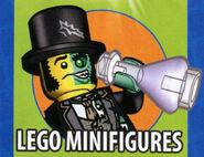 Series 9 minifigure