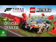 Forza Horizon 4 LEGO Speed Champions - E3 2019 - Launch Trailer