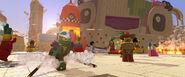 La Grande Aventure LEGO Le jeu vidéo 16