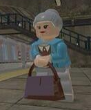 Lego marvel aunt may