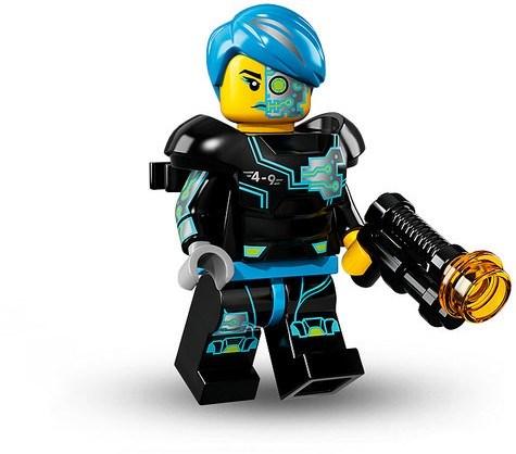 Cyborg (Minifigures)