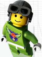 Level One Master Builder Academy Minifigure-1