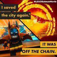 Vignette Batman Movie 1
