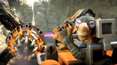 2011 LEGO Star Wars Podracers