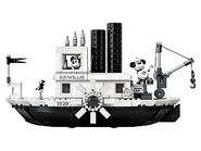 21317 Steamboat Willie 2