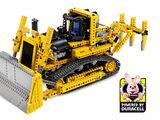B8275 Motorized Bulldozer