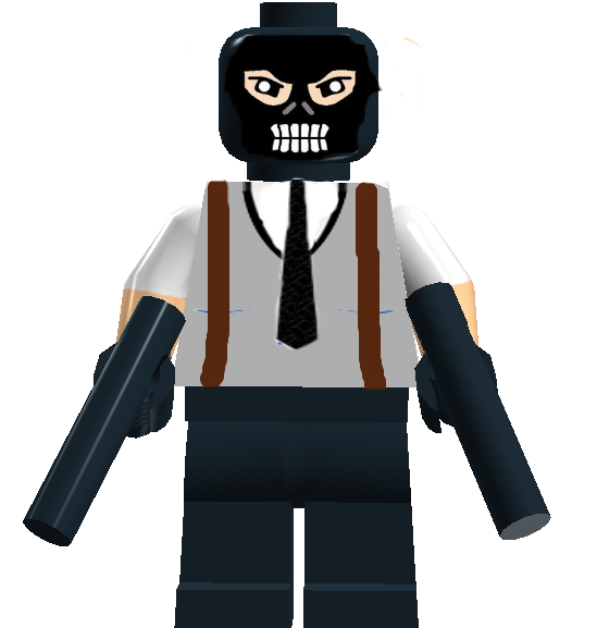 Black Mask (Arkham City)