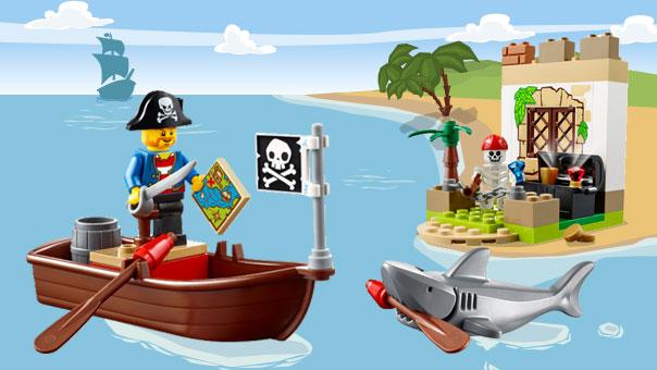 10679 La chasse au trésor des pirates