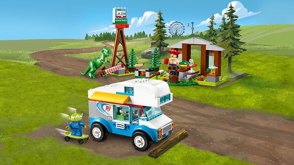 10769 Les vacances en camping-car