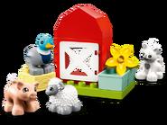 10949 Les animaux de la ferme 2