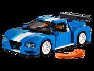 31070 Le bolide bleu