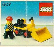 607 Mini Loader
