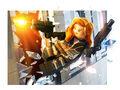 LEGO Marvel Super Heroes Render Veuve Noire