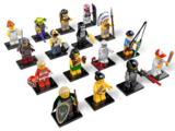 Review:8803 Minifigures Series 3