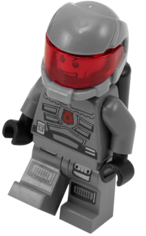 Space Police Beamten