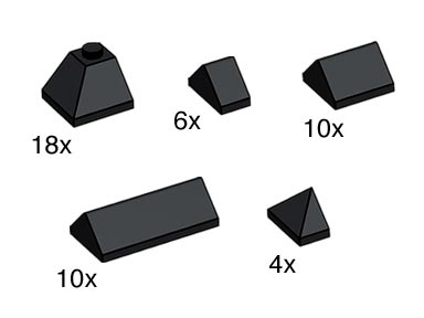 10160 Black Ridge Tiles