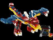 31102 Le dragon de feu