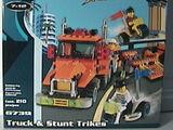 6739 Truck & Stunt Trikes