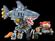 70656 Le requin mécanique de Garmadon