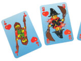 925746 Fright Knights Playing Cards
