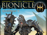 BIONICLE: Glatorian V