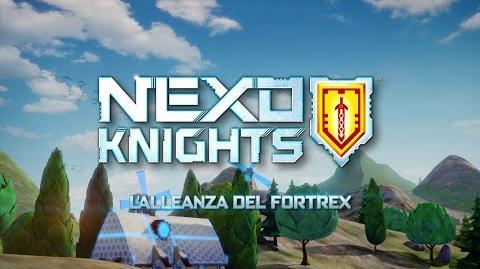 LEGO® NEXO KNIGHTS™ - Episodio 1 - L'alleanza del Fortrex - Italiano - 2016