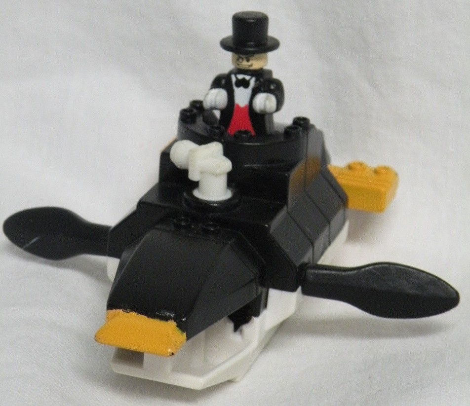 McDBat6 Penguin Submarine