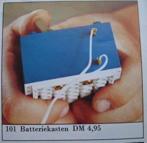 101 4.5V Battery Case