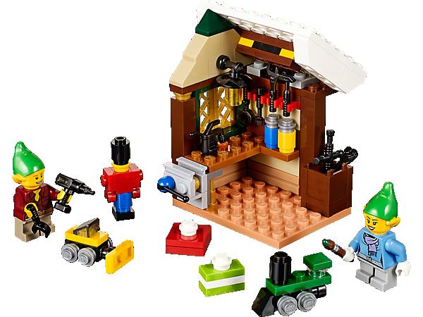 40106 L'atelier de jouets