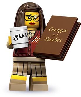 Bibliothekarin