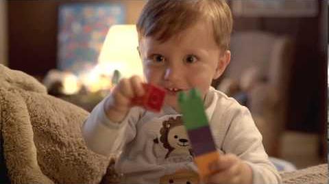 LEGO DUPLO Toddler Commercial