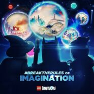 LEGO Dimensions Imagination